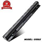 L12L4E01 L12M4E01 Laptop Battery for Lenovo IdeaPad G400S G500S G505S G510S Z710 S410p Touch S510p Touch Z40-70 Z50-70 Z70 G40-70 G50-45 G50-70 G50-80 Fits L12M4A02 L12S4A02 L12L4A02 Battery