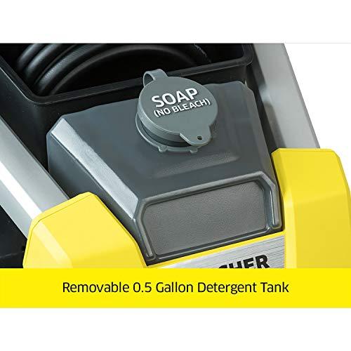Karcher 1800 PSI TruPressure 1.2 GPM Electric Pressure Washer w/ Surface Cleaner
