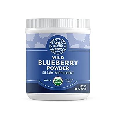 Vimergy USDA Organic Wild Blueberry Powder by Vimergy