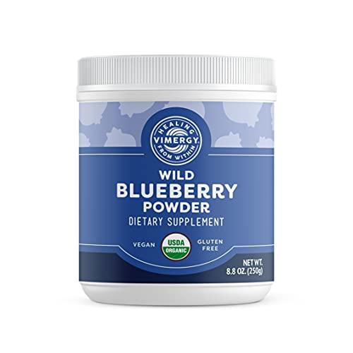 Vimergy USDA Organic Wild Blueberry Powder