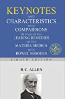 Allen's Keynotes and Characteristics with Comparisons