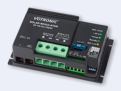 Votronic Solar-Regler SR 140 Duo Dig.