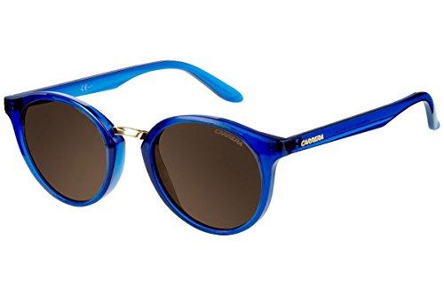 Carrera 5036/S 8E zonnebril, Blauw, 49