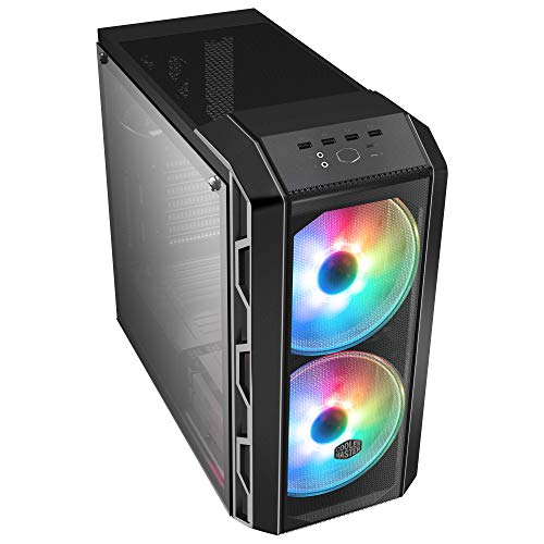Build My PC, PC Builder, Cooler Master MCM-H500-IGNN-S00