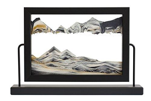 Big Sale Best Cheap Deals Rainbow Vision Sand Picture -- Black Window