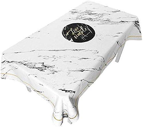 calidad fantástica XYL XYL XYL HOME Corrojoor de la Tabla,Mantel de Tela Nordic ins Rectangular Mesa de café paño Simple Mesa Mantel Toalla Toalla, A, 140  140 cm  todos los bienes son especiales