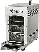 tepro Gasgrill Toronto Steakgrill, Keramik-Infrarotbrenner max. 3 kW