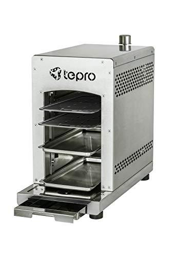 Tepro 3184 Toronto Steakgrill Oberhitze Gasgrill 800°C
