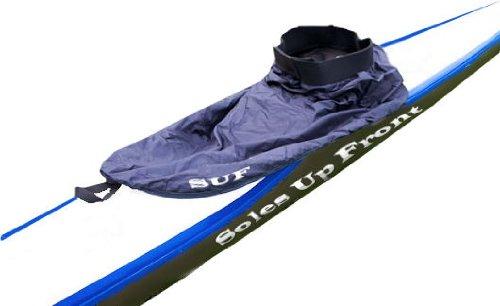 SUF Neo Spray per Kayak da mare/Touring Kayaks. regolabile in Neoprene in vita.