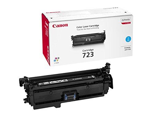 Canon 2643B002 723 Tonerkartusche cyan 8.500 Seiten