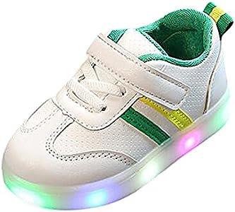 ronamick Babyschuhe - Patucos para niña, Color Verde, Talla Age:4-4.5years