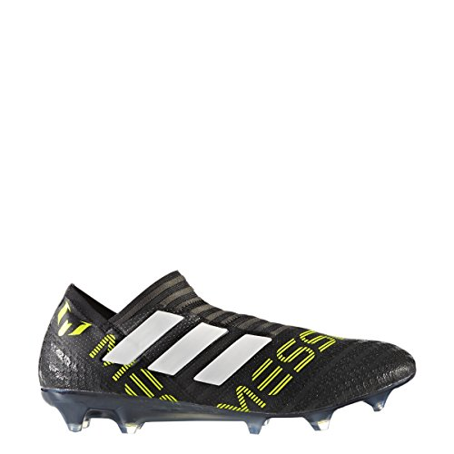 adidas Nemeziz 17 360 Agility FG Cleat Mens Soccer 8.5 Black-White-Electricity