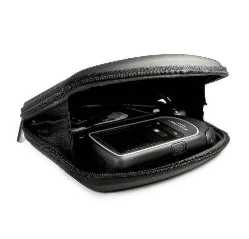 e-volve Eva Hard Shell Schutztasche für Blutzuckermeßgerät Accu-Chek (Aviva Mobile/Aviva Nano)