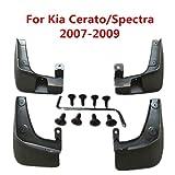 DHFBS Guardabarros de para Kia Cerato/Spectra 2007-2009, Protectores contra...