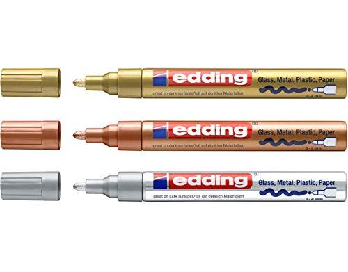 Edding EDDING 750 3er Sparpaket 9 Bild