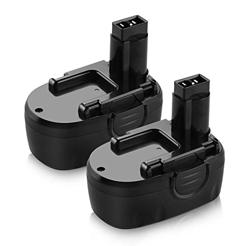 18V WA3127 WA3152 Battery for Worx, Girapow Worx 3.0Ah Ni-Mh Replacement Battery for Cordless Grass Trimmer WG150 WG150s WG152 WG250 WG541 WG900 WG901 WG901.1, 2 Pack