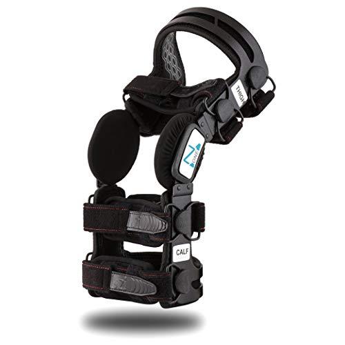 Z1 K6 Knee Brace - Best Knee Brace for Men & Women - Knee Support for Running & Sports / ACL & Ligament Injuries / OA Arthritis / Knee Joint Pain Relief - (S17)
