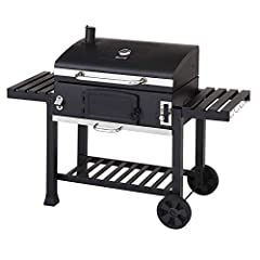 TAINO Hero XXL BBQ Smoker GRILLWAGEN Charcoal Grill Grill Fireplace StandGrill Smoker Oven Accessories Cast Iron