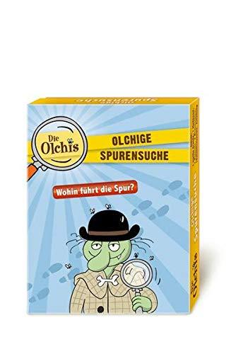 Die Olchis Set Olchige Spurensuche