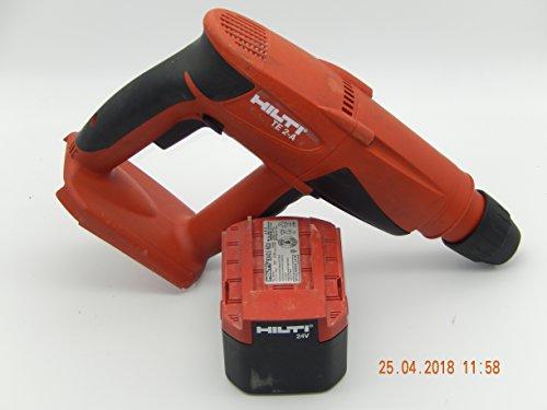 Hilti TE 2A Batería Impacto/perforador con batería + Maletín, testado, diseño unidades)