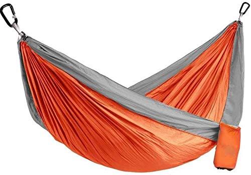 YSCYLY Silla De Hamaca,Columpio de Entrega de paracaídas de Nylon de 320X200 cm,con Bolsa para Viaje Camping JardíN Reutilizable