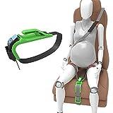 INHOTIKY Pregnancy Seat Belt, Prevent Compression of The Abdomen, Comfort & Safety Maternity