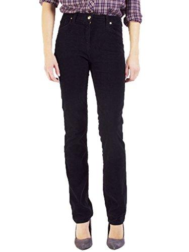 Carrera Jeans - Pantalone per Donna, Tinta Unita, Velluto IT 52