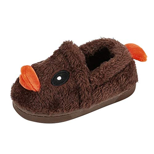censhaorme Anti Slip Chaussettes en Coton Chaussures Chaussons Chaussettes pour 0-6 Mois Nouveau-n/é Baby Boy Filles