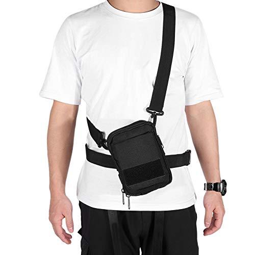 Eosnow Bolso de la Cintura del Monedero, Bolso del teléfono Celular del Desgaste para los Deportes al Aire Libre Senderismo Montañismo para el Aire Libre