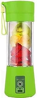 Qualimate Portable Electric USB Juicer Bottle Blender Drink Bottle Cup (Multicolour) Juice Maker Machine