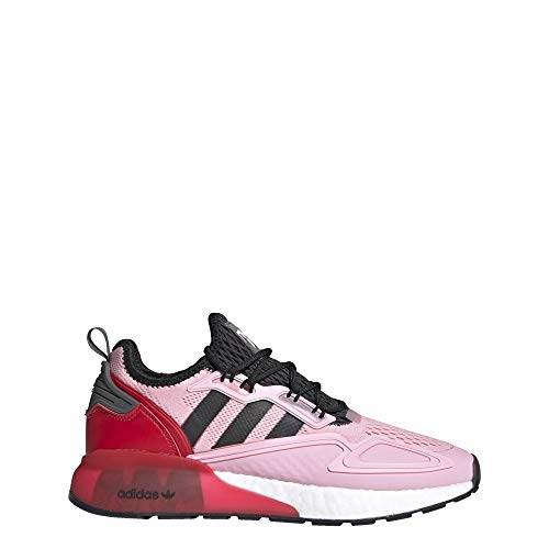 adidas Ninja ZX 2K Boost Shoes Men's, Pink, Size 8.5