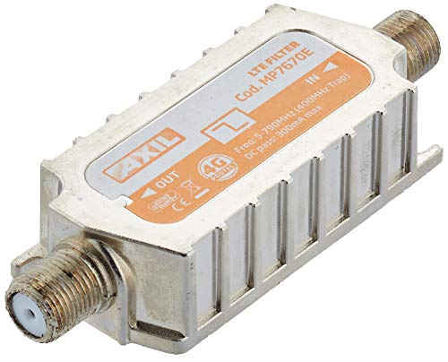 LTE FILTRO INTERIOR ANTI GSM (790MHz/c61) EN FLOW PACK DIVIDENDO DIGITAL