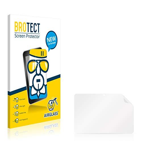 BROTECT Panzerglas Schutzfolie kompatibel mit TrekStor SurfTab Breeze 10.1 Plus - AirGlass, extrem Kratzfest, Anti-Fingerprint, Ultra-transparent