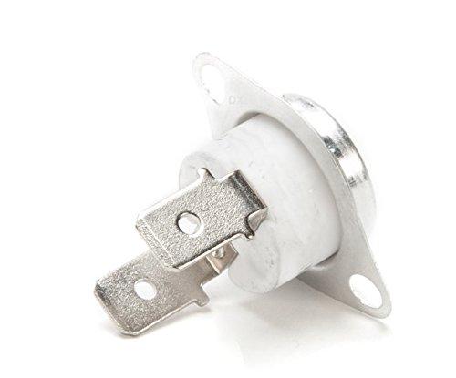 DREHFLEX - für Miele Trockner/Wäschetrockner Thermostat/Temperaturbegrenzer/Klixon - passend für Teile-Nr. 5432491/05432491-175 Grad / 175°
