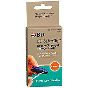 buy  BD BD Safe-Clip Needle Clipping Storage Device, 1 ... Diabetes Care