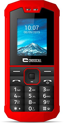 Mobile Crosscall Spider-X1 Nero