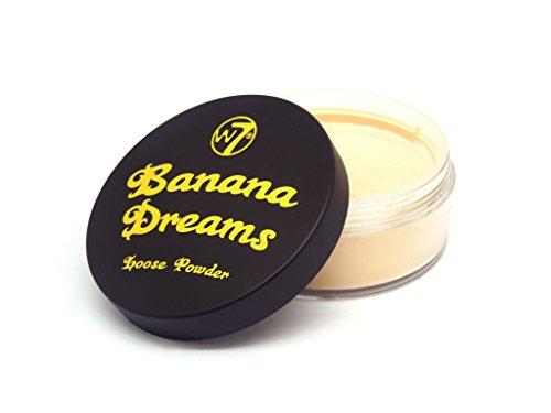 W7 - Polvos Sueltos Translúcidos - Banana Dreams