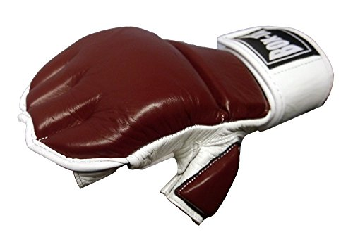 Box-Tec Boxhandschuhe Cuba Freefight (Leather/Leder, Gr. S)