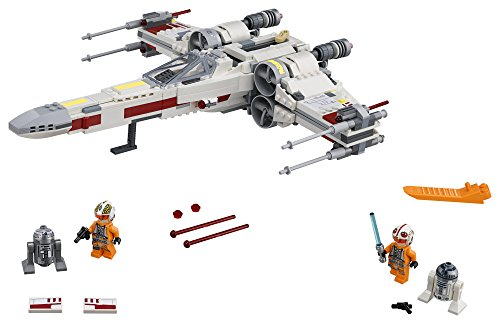 X-Wing Starfighter Luke Skywalker LEGO Star Wars 75218 - 730 Pièces - 1