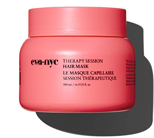 Eva NYC Therapy Session Hair Mask, 16.9 fl oz
