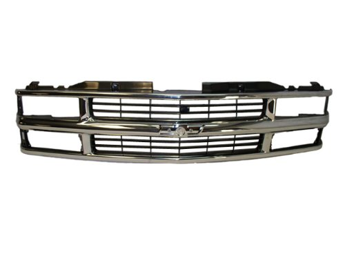 96 chevy tahoe chrome accessories - 3