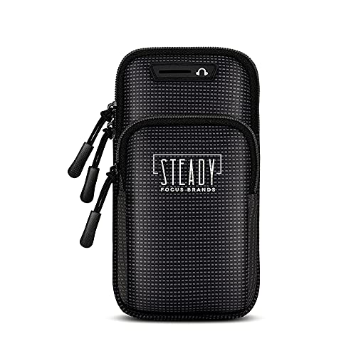 STEADY FOCUS BRANDS Phone Pouch wit…