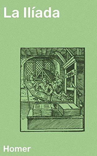 La Ilíada eBook: Homer, Segalá y Estalella, Luis: Amazon.es: Tienda Kindle