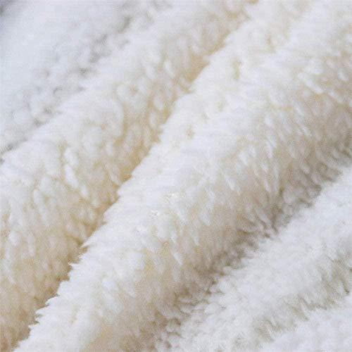 TAPESTRYDA Patrón de alpaca multiusos nuevo patrón de anime manta regalo para niños y familia-foto Color_Shu algodón terciopelo 150 x 200 cm
