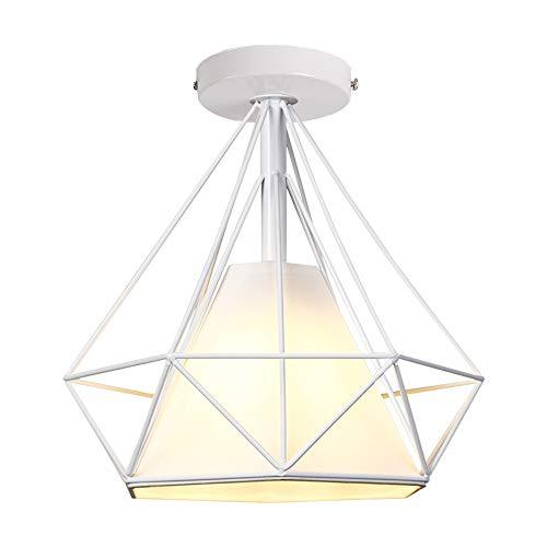 Lámparas de Techo Vintage Tipo Industrial Marca iDEGU