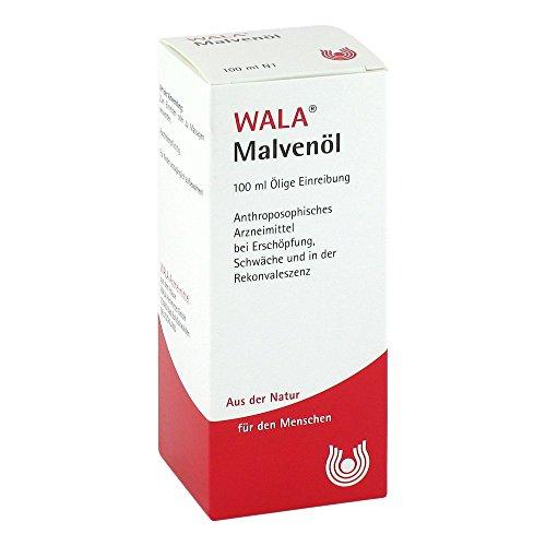 WALA Malvenöl, 100 ml Öl