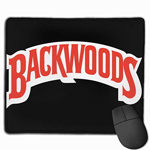 Backwoods Mouse Pads for Computers Laptop Mouse 25x30 Inch