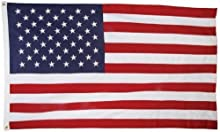 Ramsons Imports USA Flag 600D Embroidered Quality America Banner Sewn Pennant United States 3x5