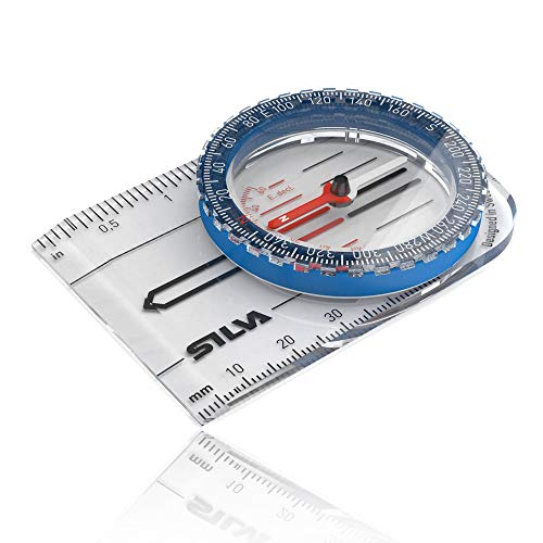 Silva Compass Starter 1 2 3 ONE SIZE CLEAR