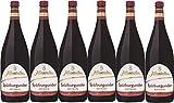 Affental Winzer-Edition Spätburgunder Rotwein QbA halbtrocken (6 x 1,0L)
